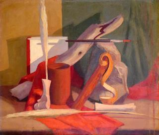Metaphysical Still Life by Manuel José Ramat