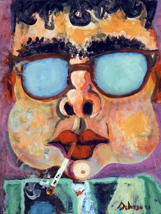 Mr. TV by Juan Dalmau Gallarza
