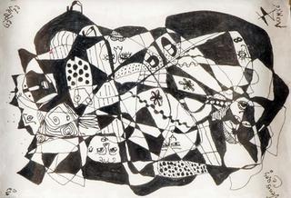 Black and White by Juan Dalmau Gallarza