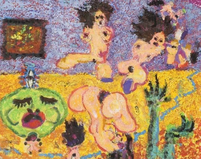 The Golden Dream by Juan Dalmau Gallarza