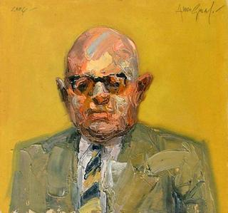 Anonimous Portrait IV by Alvaro Amengual