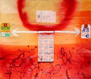 Untitled (Barcelona to New York) by Josep Grau Garriga