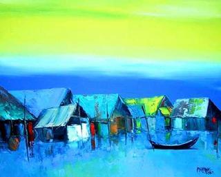 Fishing Season by Dao Hai Phong