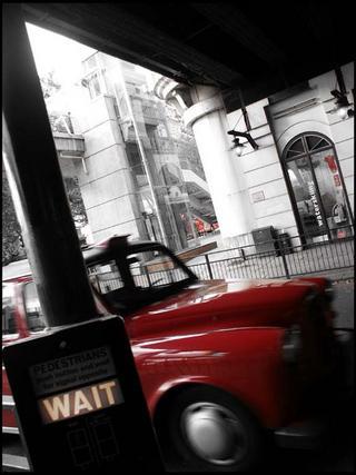 Wait by Javier Luque