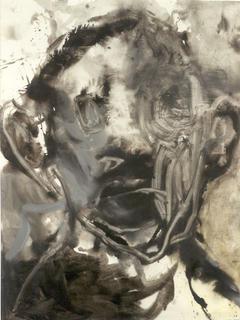 Old Man's Head by María Carbonero