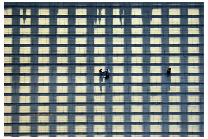 Between Shadows by Guillermo Turín
