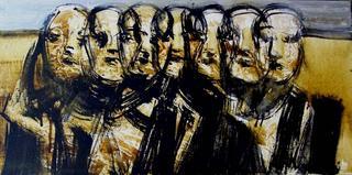 Obsession III by José Manuel Peñalver