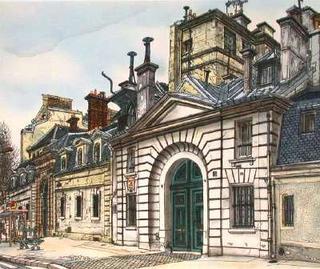 Faubourg Saint Germain by Kojiro Akagi