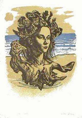 Venus de la Mer by Jean Pierre Alaux