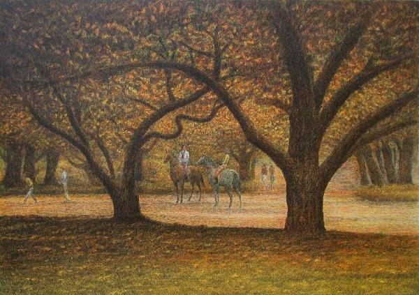 ـوحــات للفنان الامريكيHarold Altman Pm-48518-large