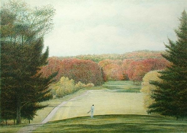 PA, Golf by Harold Altman