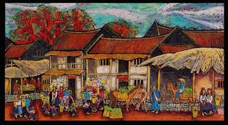 Village of  Ha Giang by Tung Ngoc