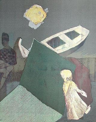 Au Bord de l'Eau by (Ardash Kakafian) Ardash