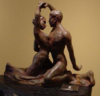 Tango by Myriam de Lafforest