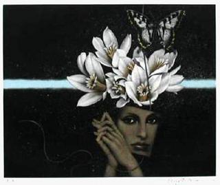 Chapeau Fleuri by Riko Araï