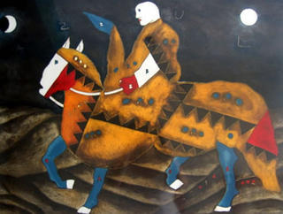 Cabalito (Little Horse) by Javier Arevalo