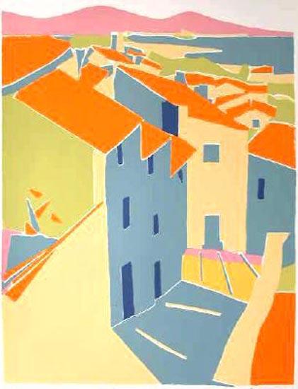 Hyères by Jacques Arnardi