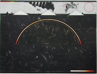 Crépuscule by Bezdikian Assadour