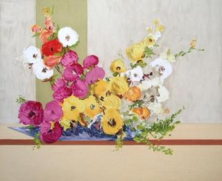 Bouquet de Fleurs 3 by Gilbert Artaud