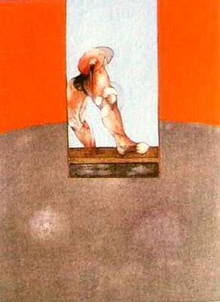 Etude de Tauromachie by Francis Bacon