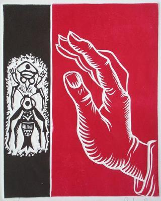 The Hand by Antonio Berni