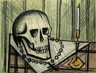 Vanité au Crâne by Bernard Buffet