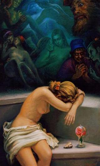 Dark Dream by Rafael Serrano Muñoz