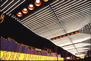 Las Vegas Lights 1 by Tiziano Micci