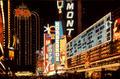 Las Vegas Lights 3 by Tiziano Micci