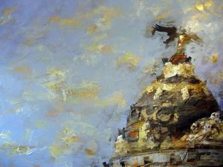 Dome by Cristina Bergoglio