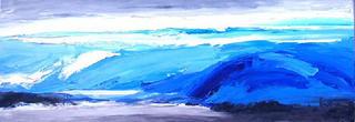 The Sea by Bui Suoi Hoa