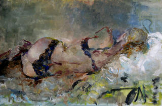 The Nude by Natasha Rosenbaum
