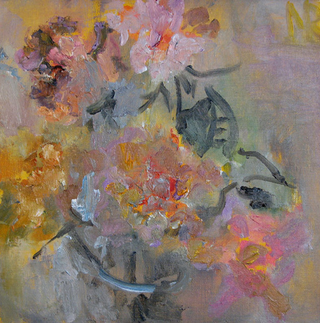 The Roses(small) by Natasha Rosenbaum