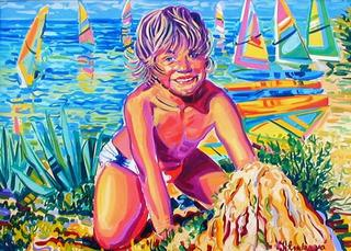 Un Raggio di Sole by Katya Andreeva