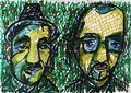 Gomez & Habim by Javier Mariscal