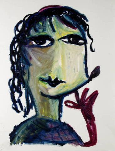 Judith Casanovas by Javier Mariscal