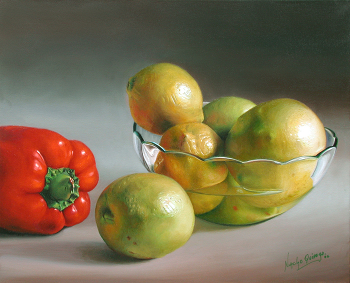 With Lemons by Nacho Quiroga