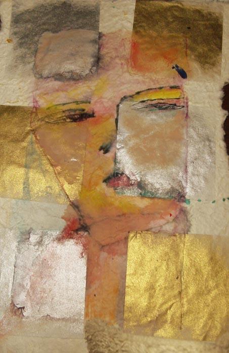 Square Face by Pilar Bamba Gastardi