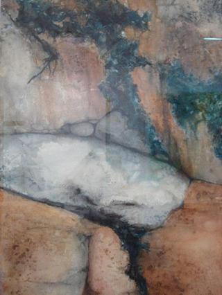 Rock Path by Joan Kavanagh