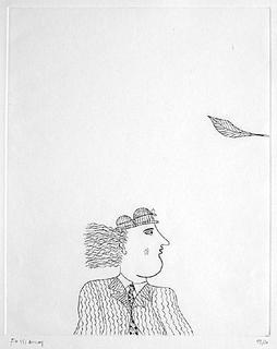 La Feuille by Alexandre Fassianos