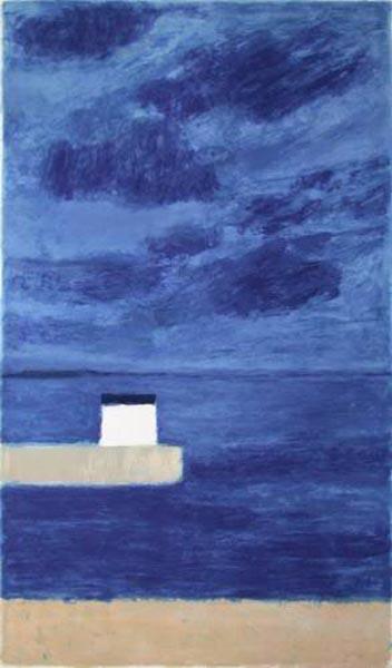 Puerto La Esperanza by Bernard Cathelin