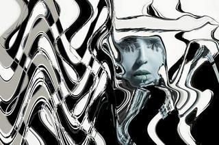 Isabelle Adjani by Jeff Manzetti