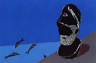 Hommage a la Grece by Eduardo Arroyo