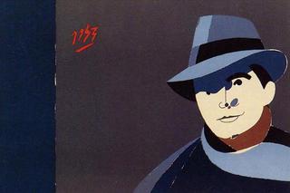 Transfert des Cendres de Jean Moulin au Pantheon by Eduardo Arroyo