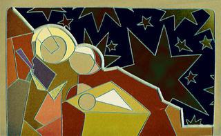 Stars Night by Luis Yngüanzo