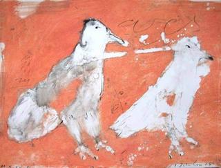 Two Birds by Alexis Gorodine
