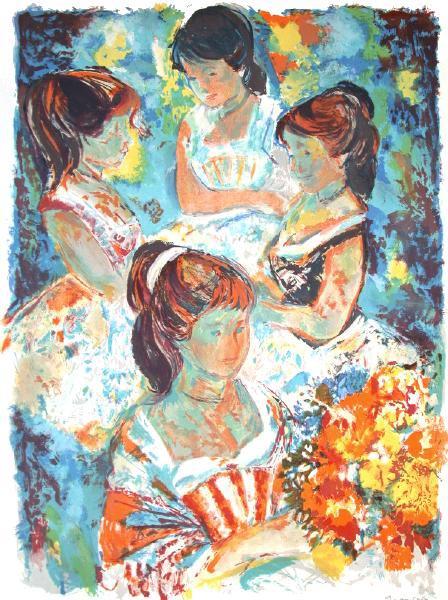 Women by Emilio Grau-Sala