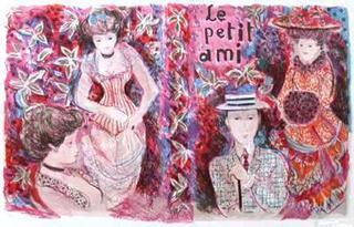 Le Petit Ami by Emilio Grau-Sala