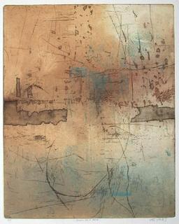 Brume sur l'Arno by Sylvie Heyart
