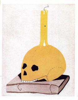 Vanitas by Eduardo Arroyo